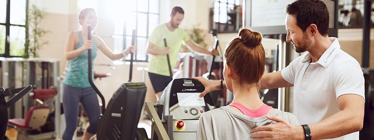 milon-Gesundheitszirkel Praxis für Physiotherapie Balgenorth, Wallenhorst