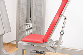 Praxisrundgang Physiotherapie Balgenorth, Wallenhorst